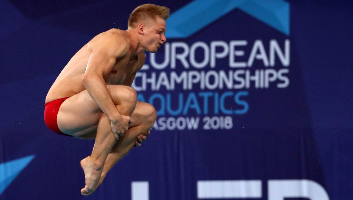 Kacper Lesiak (fot. Getty Images)