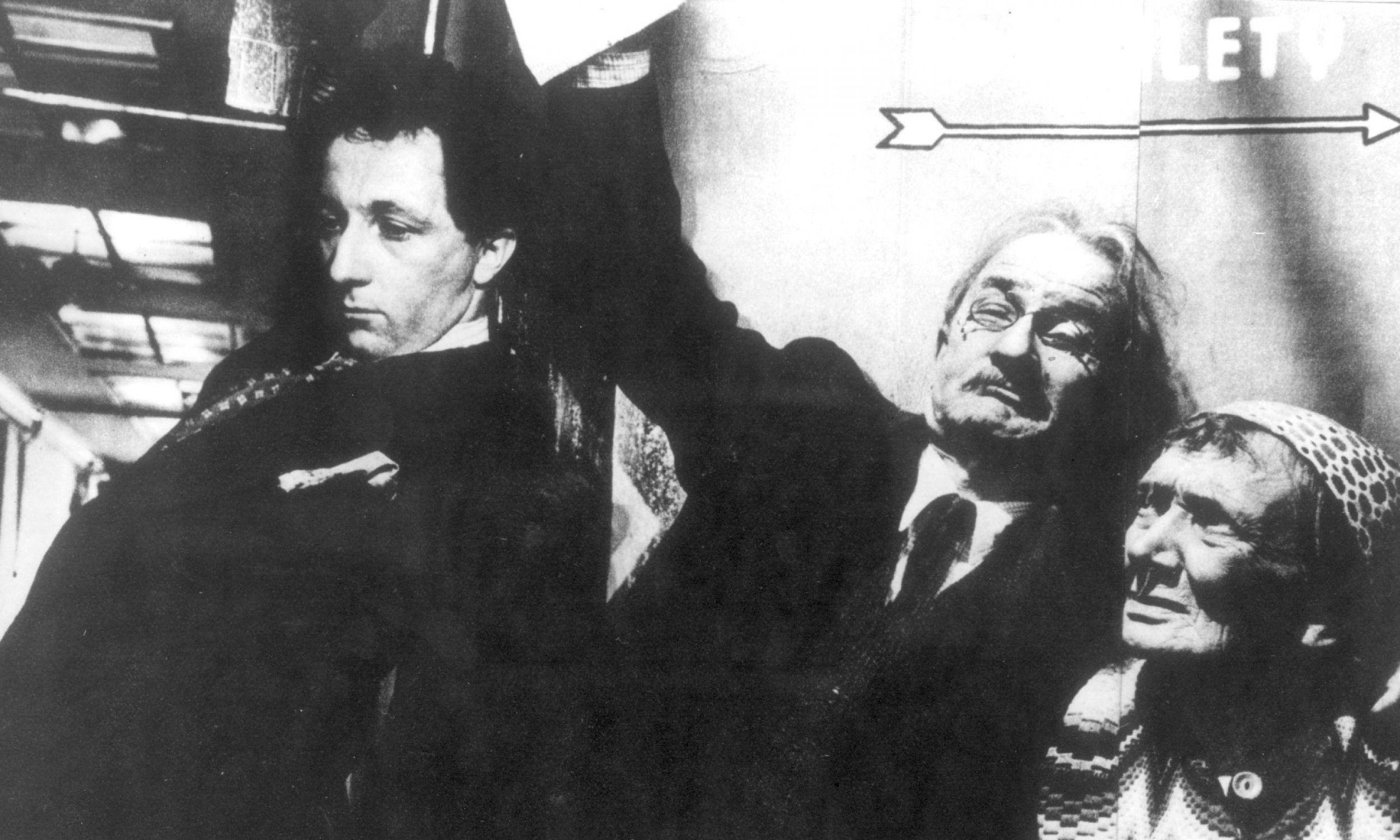 """Jako karierowicz Drewnowski w """"Popiele i diamencie"""" Andrzeja Wajdy (1958 r.). Fot. TVP"""