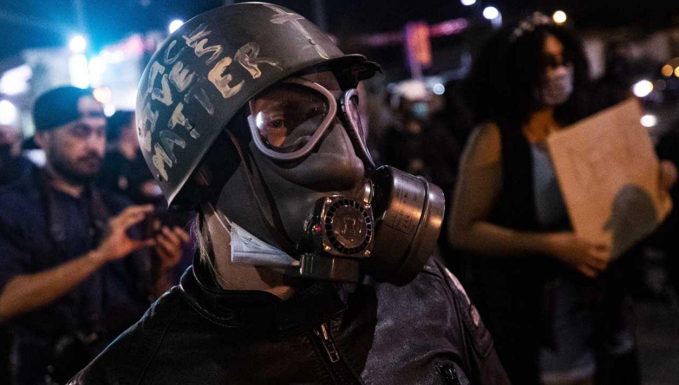 Nowy Jork nie radzi sobie ze wzrostem przemocy (fot. PAP/EPA/ETIENNE LAURENT)