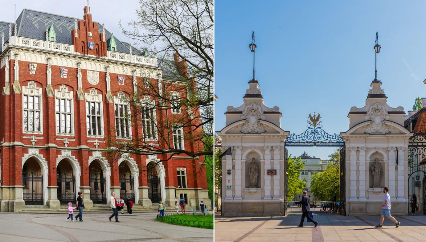 Pod uwagę brano uczelnie z 82 krajów (fot. Shutterstock/Agnes Kantaruk/Chrispictures)