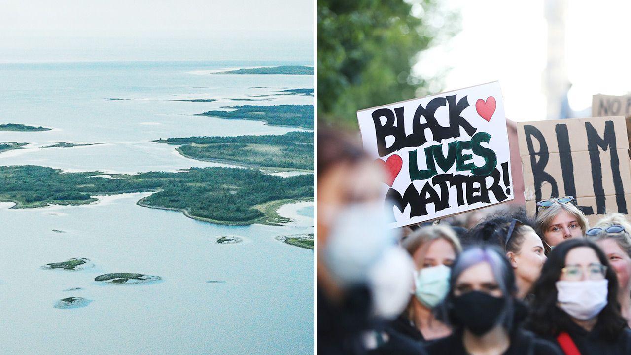 Rektor powołała grupę roboczą do walki z rasizmem strukturalnym (fot.  Linnea Rheborg; Sergei Vlasov\TASS via Getty Images)