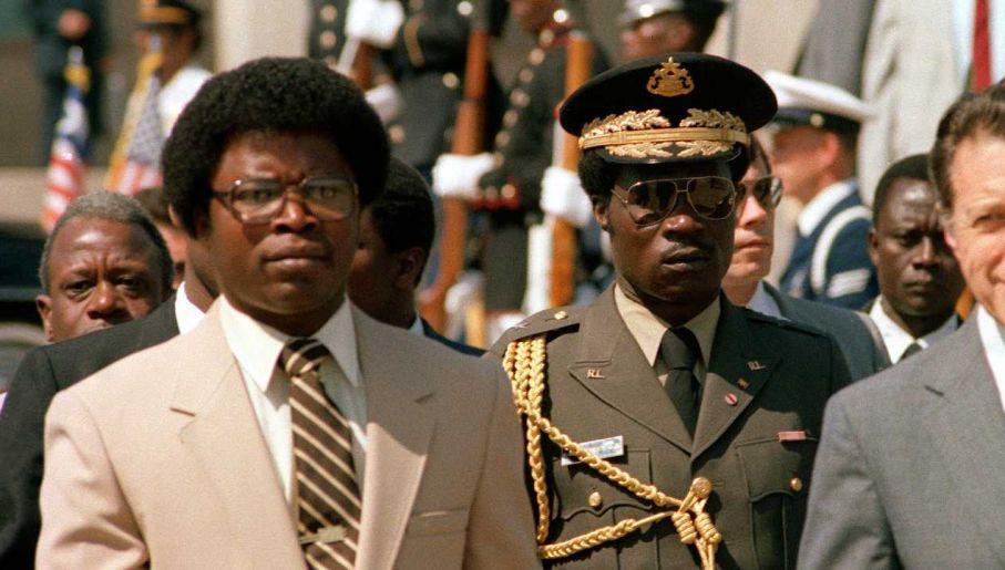 Samuel Doe był jednym z najokrutniejszych afrykańskich dyktatorów (fot. Departament Obrony USA/FRANK HALL)
