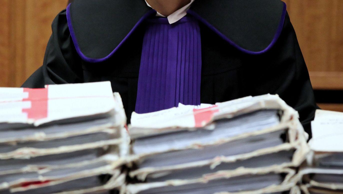 Zdaniem polityków Zjednoczonej Prawicy wyrok TSUE nie jest zgodny z oczekiwaniami części sędziów i opozycji. (fot. PAP/Mateusz Marek , zdjęcie ilustracyjne)
