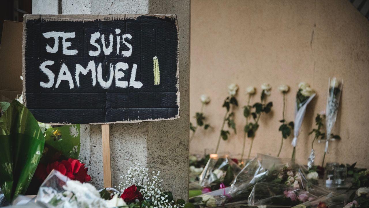 Zatrzymany to bliski znajomy zabójcy (fot. Samuel Boivin/NurPhoto via Getty Images)