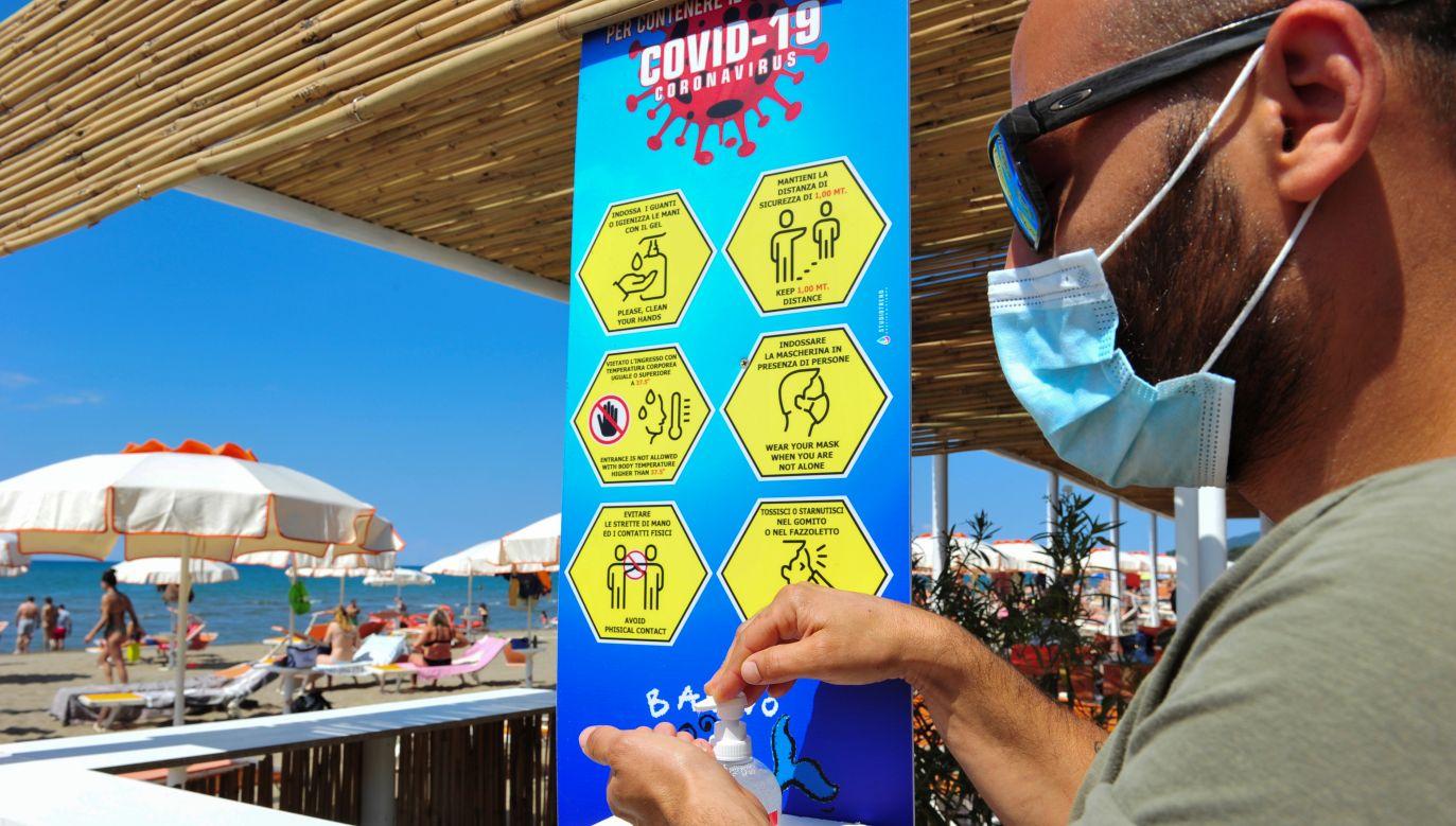 To wynik pandemii (fot. Reuters)