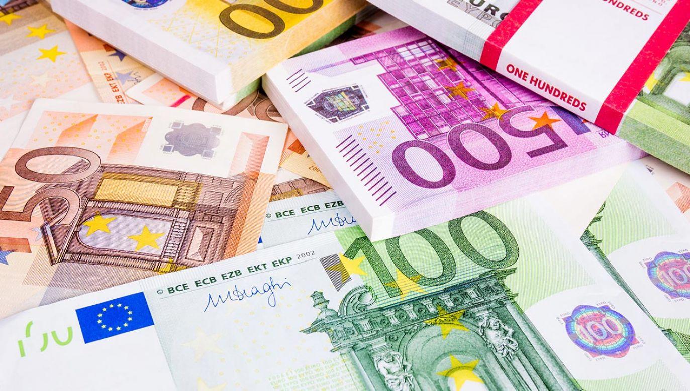 Projekt budżetu KE oparty jest na propozycji przedstawionej w lutym przez przewodniczącego Rady Europejskiej Charles'a Michela (fot. Shutterstock/Ewa Studio)