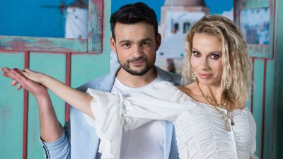 Małgorzata Opczowska i Robert Sharif El Gendy