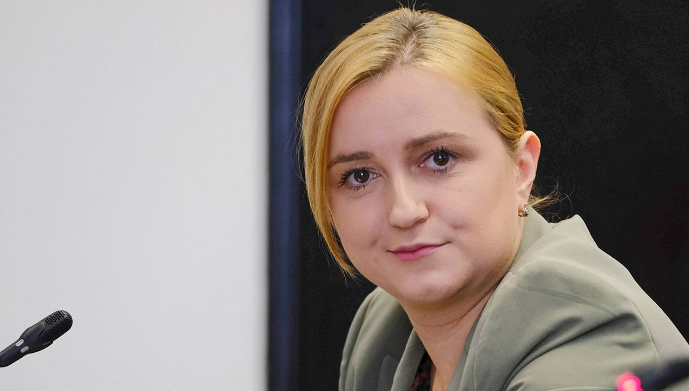 Olga Semeniuk (fot. PAP/Mateusz Marek)
