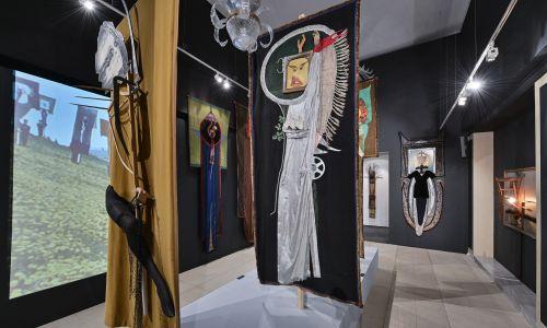 Wystawa prac Władysława Hasiora Fot. Galeria Opera.