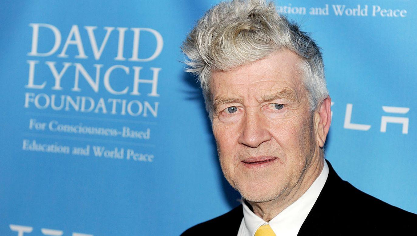 Filmy Davida Lyncha były wielokrotnie nominowane do Oscara (fot. Kevin Winter/Getty Images)