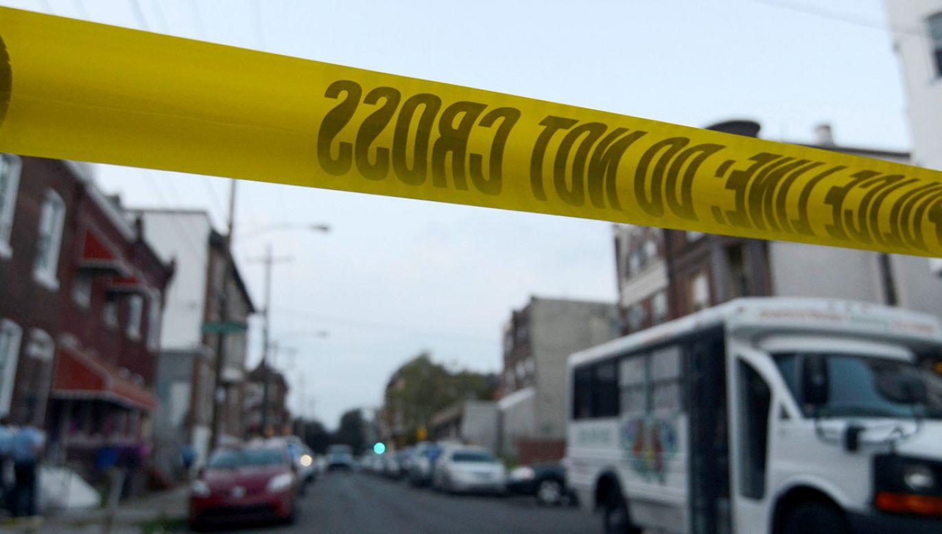 Amerykańskie media podają, że zginęły trzy osoby (fot. REUTERS/Bastiaan Slabbers, zdjęcie ilustracyjne)