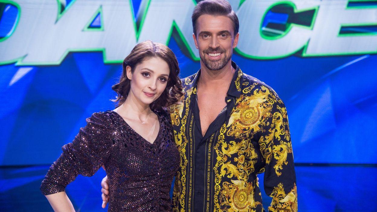 To był bardzo emocjonujący występ, który pokazał, że dzięki wytrwałej pracy można sięgnąć gwiazd! Czy Ania i Staszek osiągnęli mistrzowski poziom w gorącym tańcu? (fot. TVP)