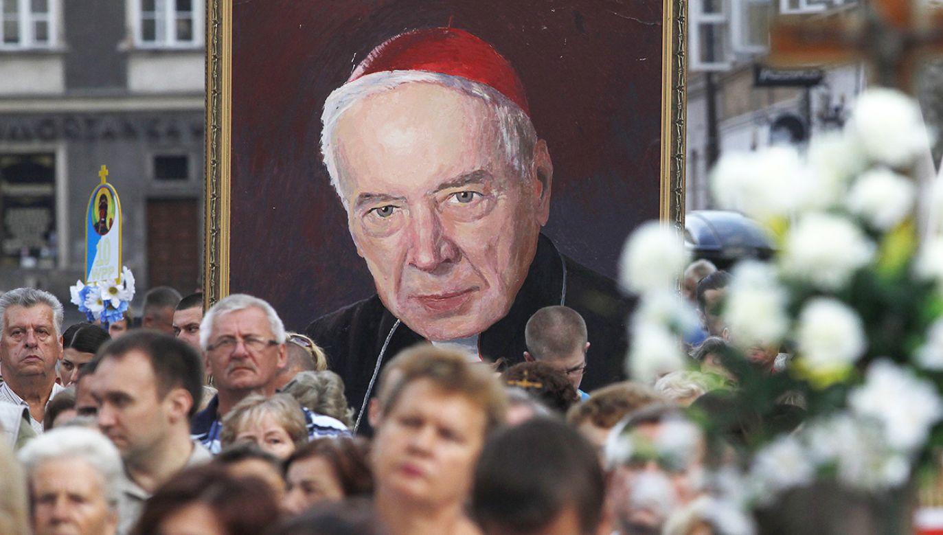 Ks. prymas Stefan kardynał Wyszyński zmarł 28 maja 1981 r. (fot. arch. PAP/Grzegorz Jakubowski)