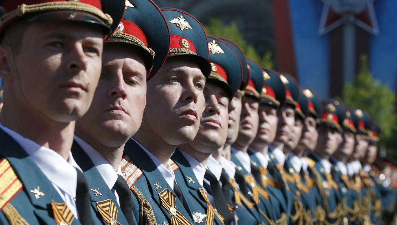 Wielkie manewry w Rosji (fot. REUTERS/Grigory Dukor)