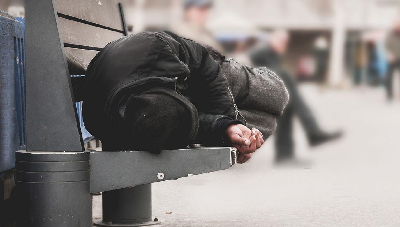 W listopadzie z wychłodzenia zmarło 5 osób, w grudniu – jedna (fot. Shutterstock/Srdjan Randjelovic)