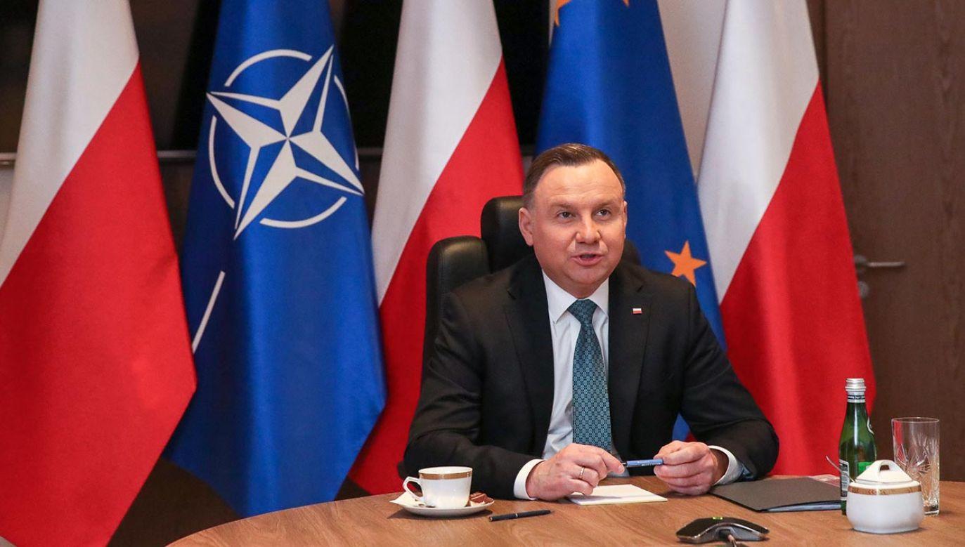 Rozmowy będą koncentrowały się wokół propozycji prezydenta Polski (fot. Grzegorz Jakubowski/KPRP)