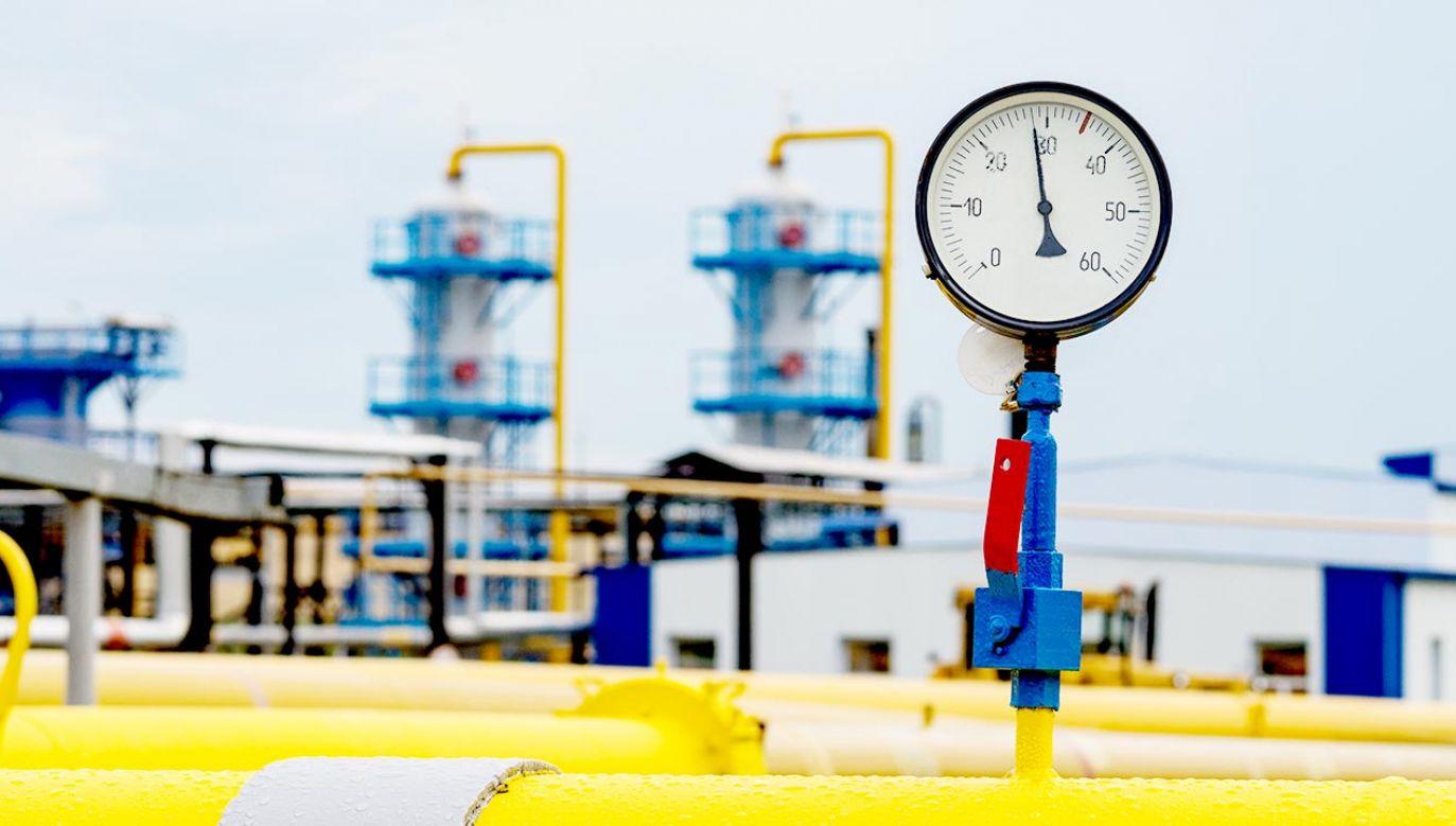 Goldman Sachs podniósł prognozy dot. cen gazu TTF  (fot. Shutterstock)