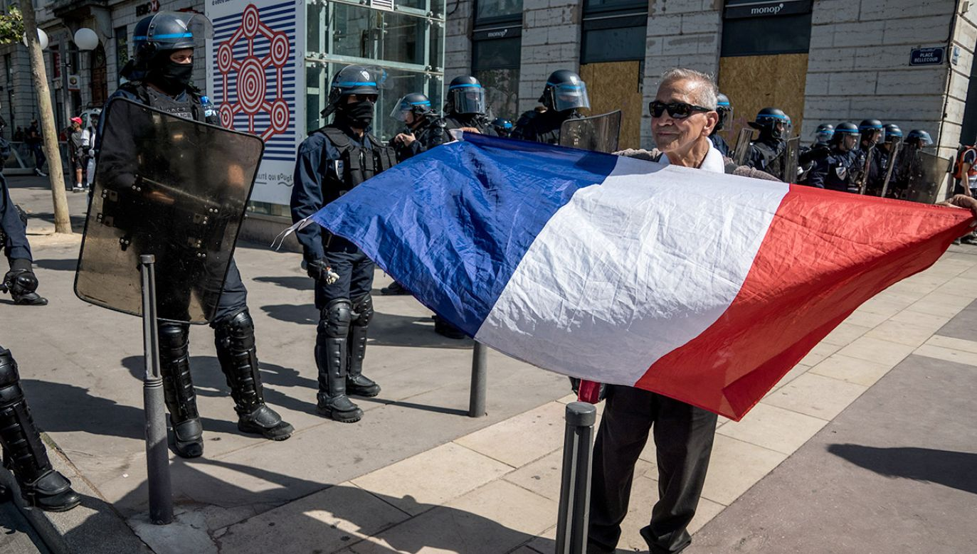 Polskie firmy skarżą się na dyskryminację we Francji (fot. Nicolas Liponne/NurPhoto via Getty Images)