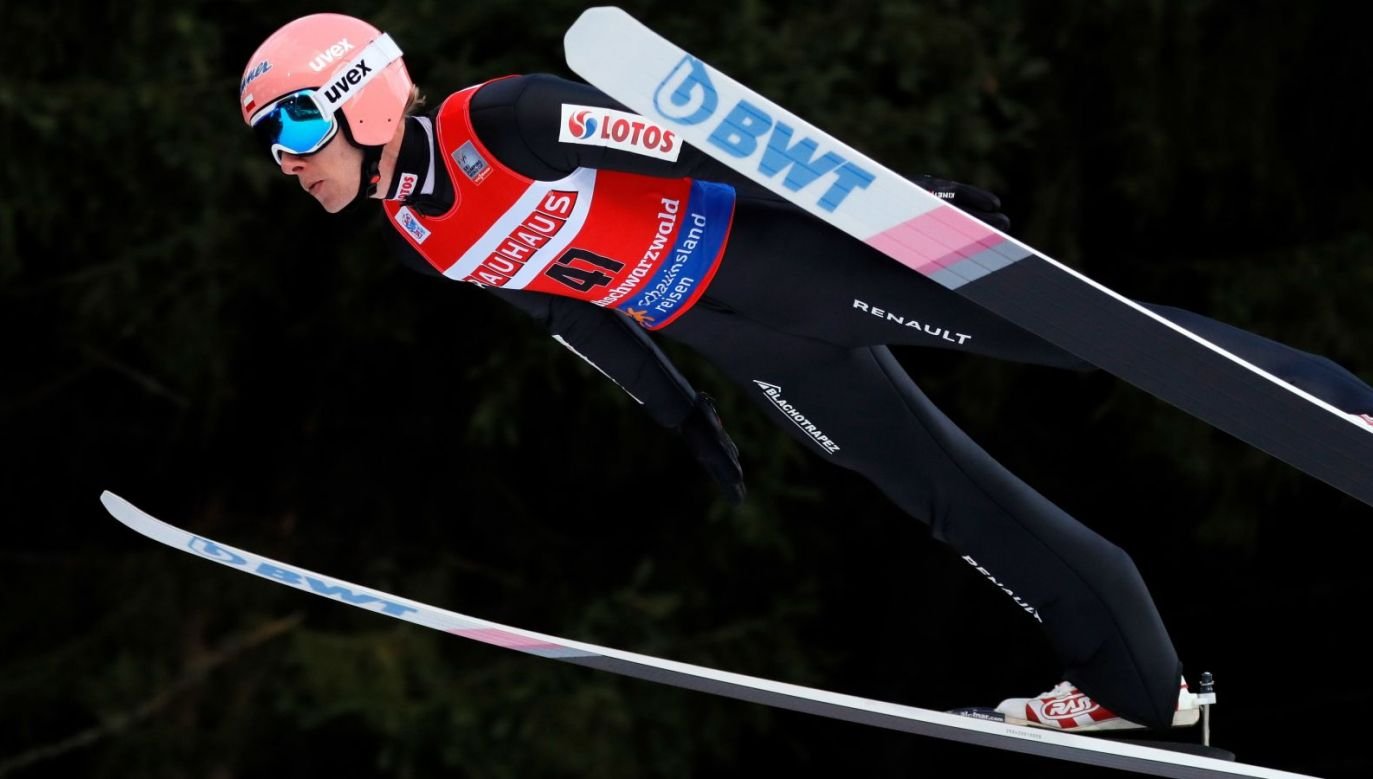 Dawid Kubacki (fot. Getty Images)