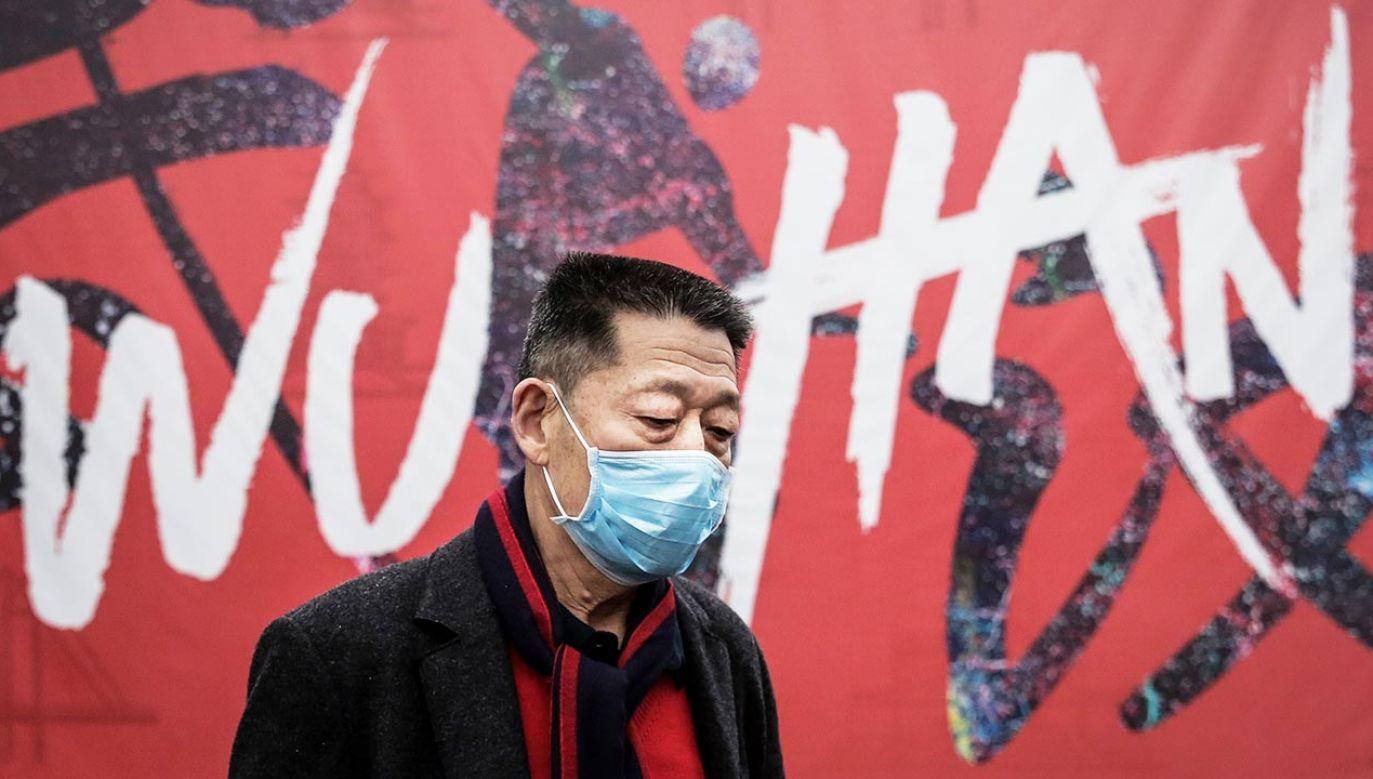 WHO odbyło misję w Wuhanie (fot. Getty Images)