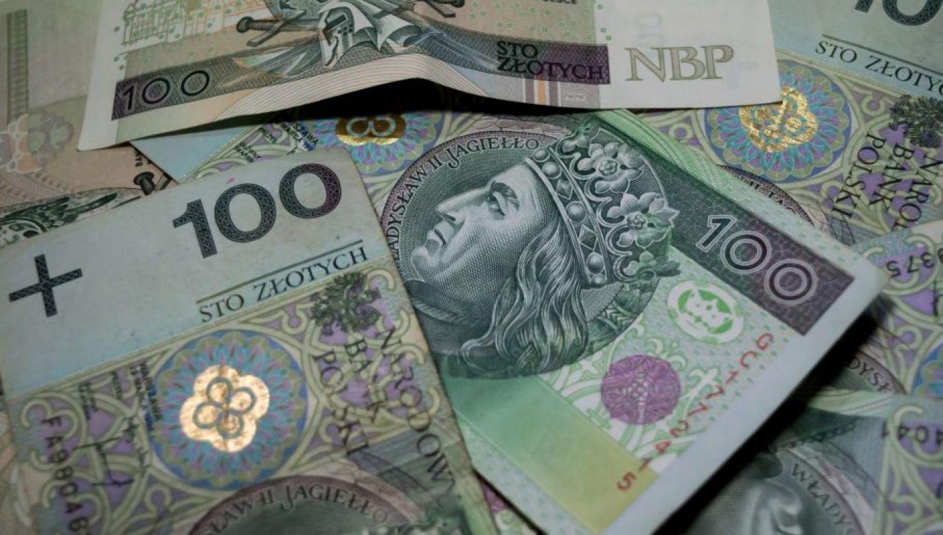 Do zuchwałej kradzieży doszło w Płocku (fot. tvp.info/Paweł Chrabąszcz)