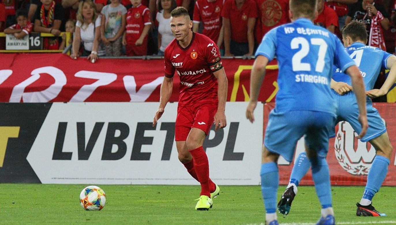 2. liga: Widzew Łódź - Górnik Łęczna 21.08.2019 (godzina 18:45) - transmisja TVP 3 i online w TVPSPORT.PL  (fot. Marcin Bryja\WIDZEW.COM)