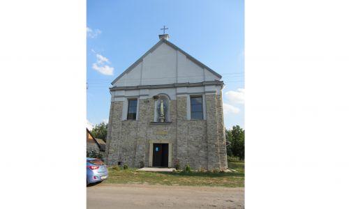 Odrestaurowany kościół (2015). Fot. Wikimedia Commons/Marknut