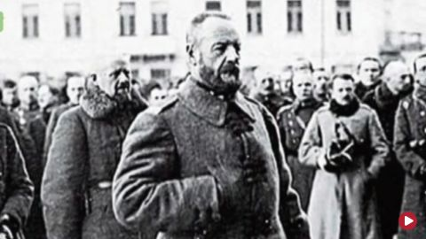 (582) Generał Lucjan Żeligowski