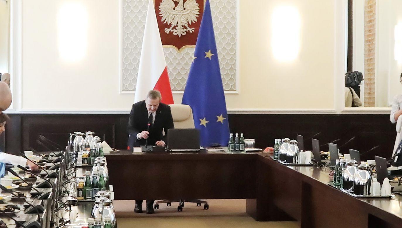 W komunikacie nawiązano m.in. do proaborcyjnych protestów, organizowanych w dobie pandemii (fot. PAP/Wojciech Olkuśnik)