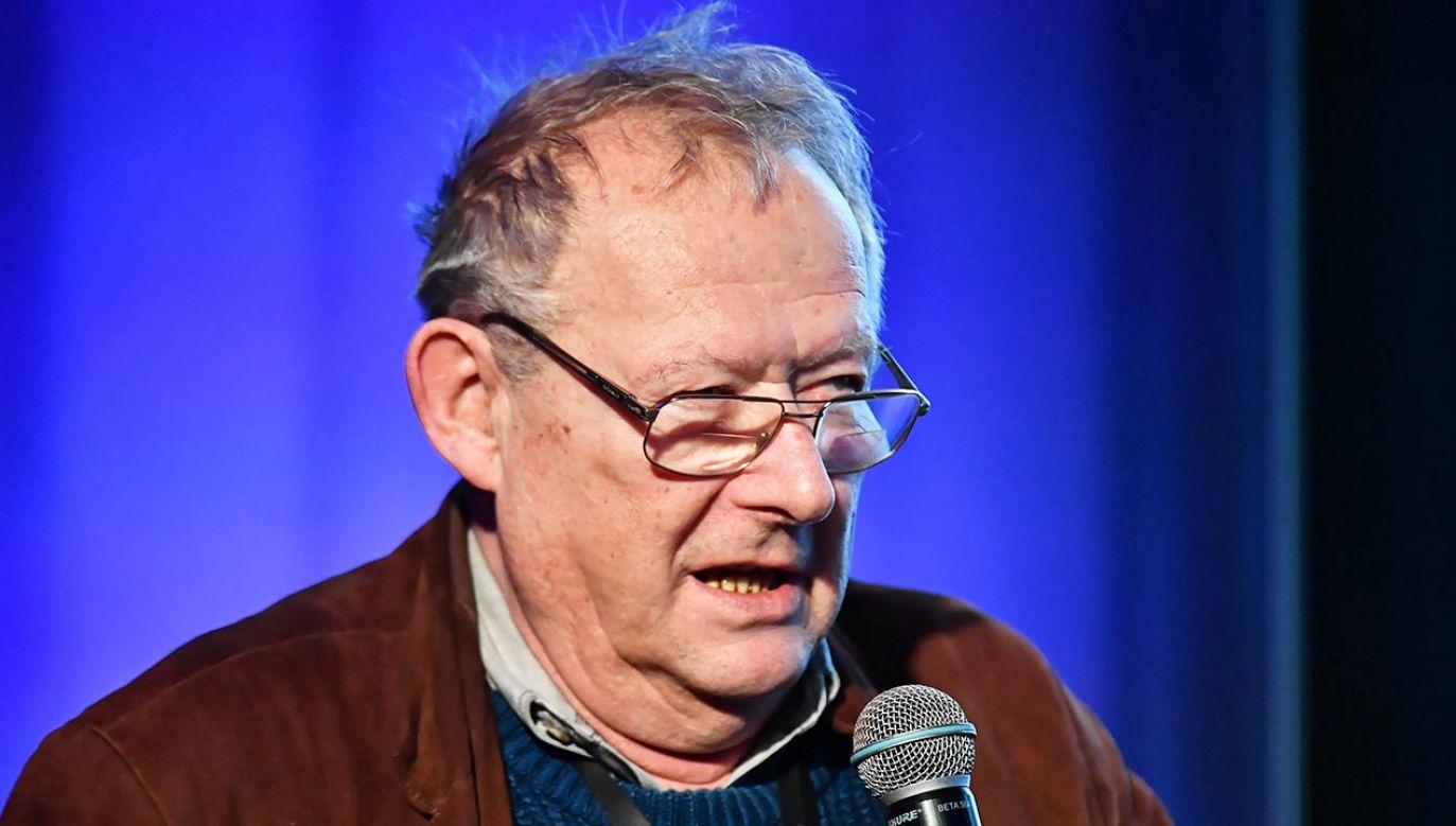 """Redaktor naczelny """"Gazety Wyborczej"""" znany jest z niewybrednego języka (fot. PAP/Andrzej Lange)"""