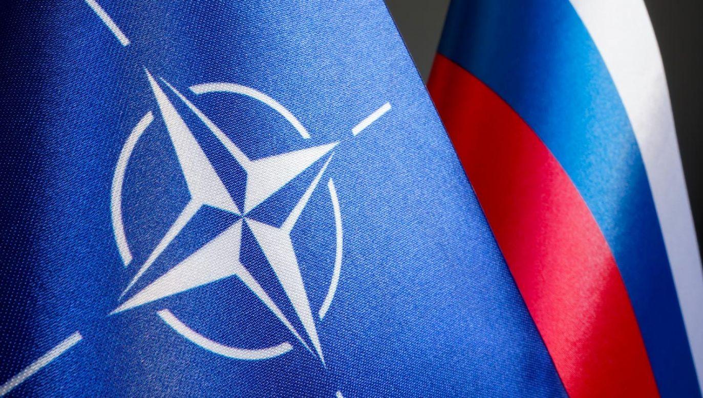 Działania mają też zakończyć biura NATO w Moskwie (fot. Shutterstock/Vitalii Vodolazskyi)