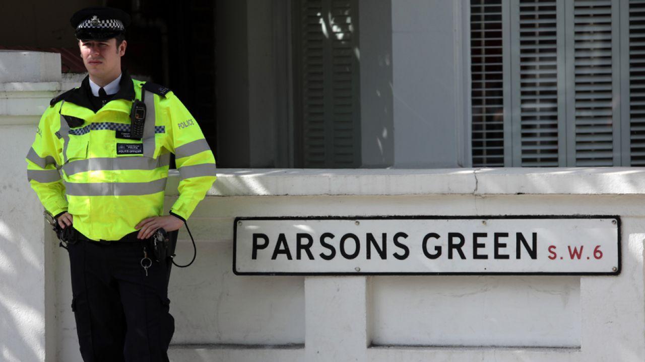 Eksplozja na stacji Parsons Green w Londynie była piątym zamachem terrorystycznym Wielkiej Brytanii w ciągu ostatniego pół roku (fot. Jack Taylor / Stringer)