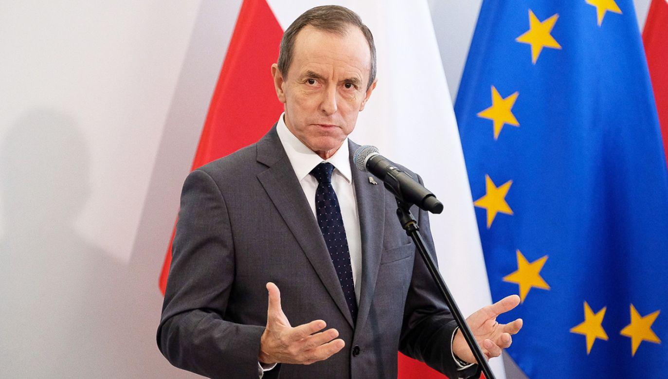 Tomasz Grodzki (fot. PAP/Mateusz Marek)