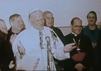 Cardinal Wojtyła the Pope!