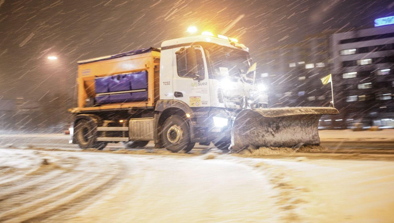 Rekordowa ilość śniegu spadnie w Polsce (fot. PAP/Leszek Szymański)