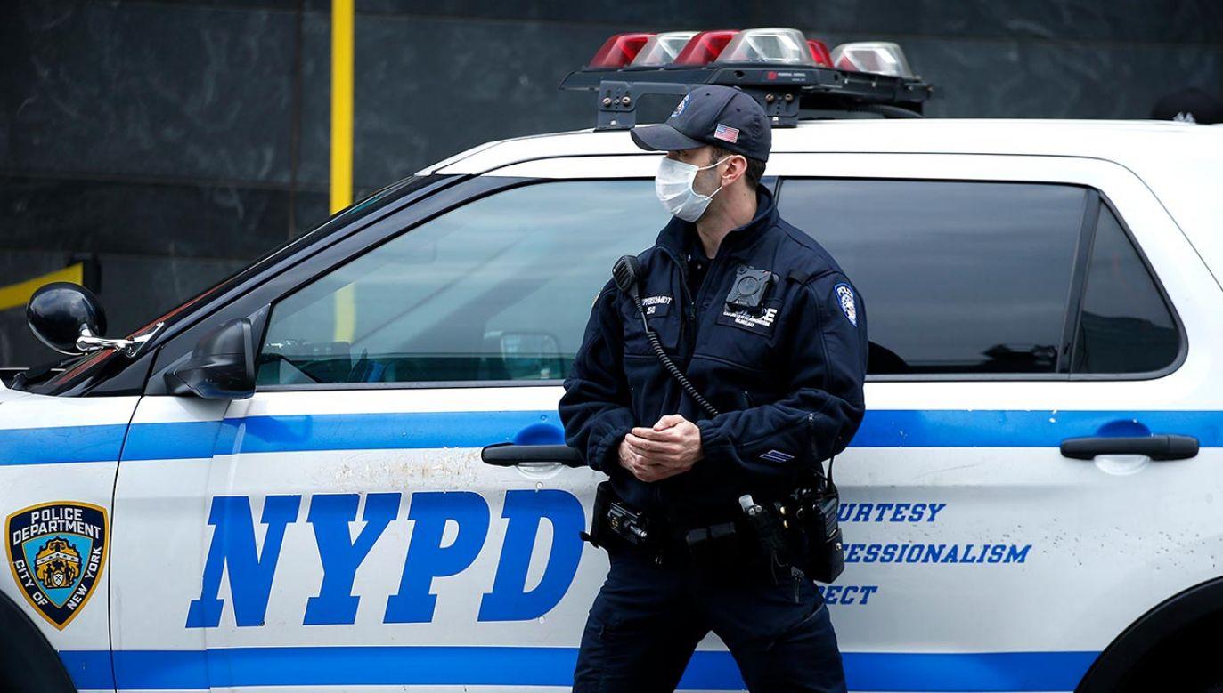 Manhattan zrobił to, co powinien, to, czego Polska nie przespała, a przespały władze Nowego Jorku – ocenia dr. Bańczyk (fot. Lamparski/Getty Images)