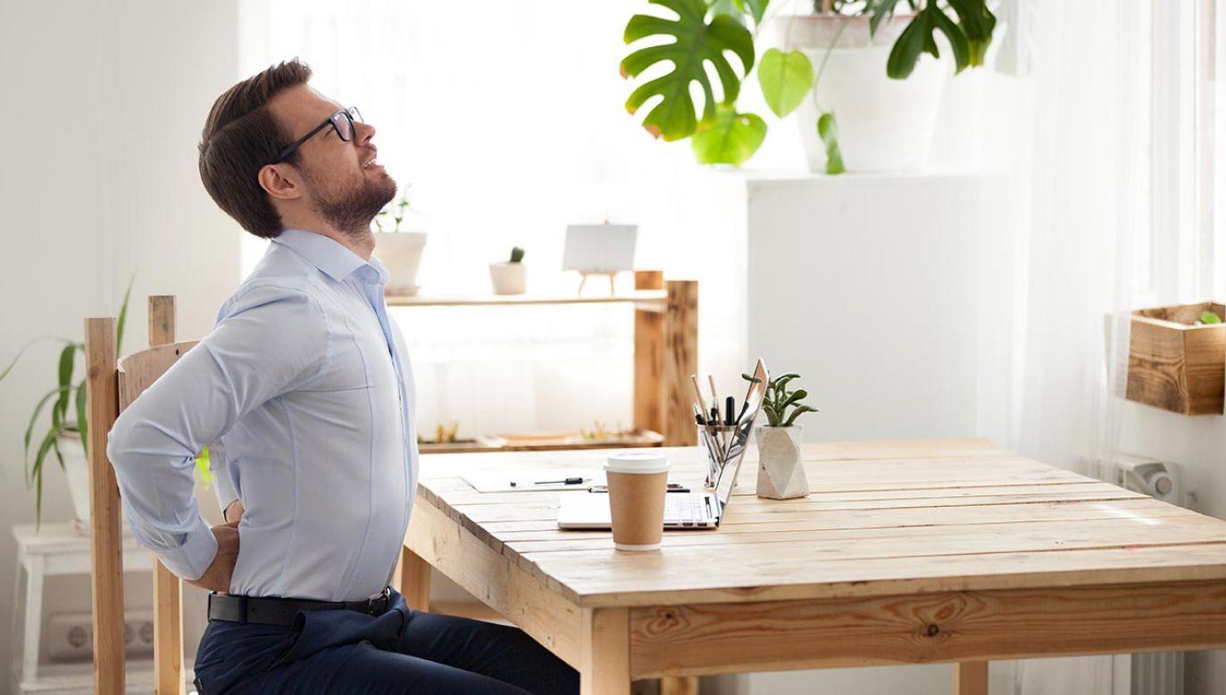 Naukowcy obliczyli, ile czasu należy przeznaczyć dziennie na aktywność fizyczną, by zniwelować negatywne skutki siedzącego trybu życia (fot. Shutterstock/ fizkes)