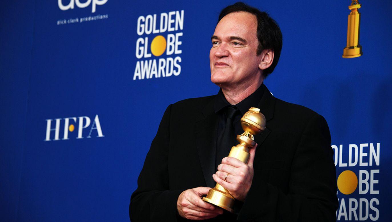 Po raz 77. przyznano statuetki dla najlepszych twórców filmowych i telewizyjnych  (fot. PAP/EPA/CHRISTIAN MONTERROSA)