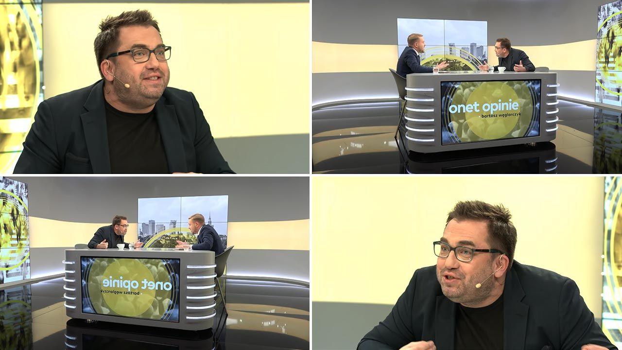 RASP zarzuca manipulacje wPolityce.pl (fot. YouTube/Onet)