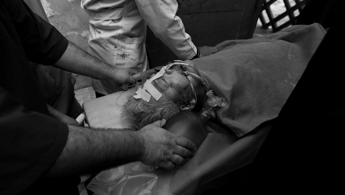 W wyniku zamachu w Afganistanie zginął Tetsu Nakamura, honorowy obywatel tego kraju, szef japońskiej organizacji pozarządowej (fot. Reuters/Parwiz Parwiz)