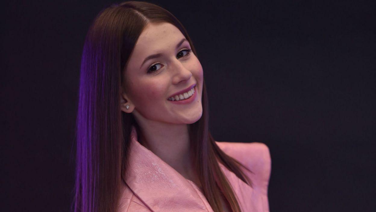 Dlatego to własnie młoda artystka została ambasadorką Eurowizji Junior i będzie wsparciem dla uczestników (fot. Waldemar Kompała)