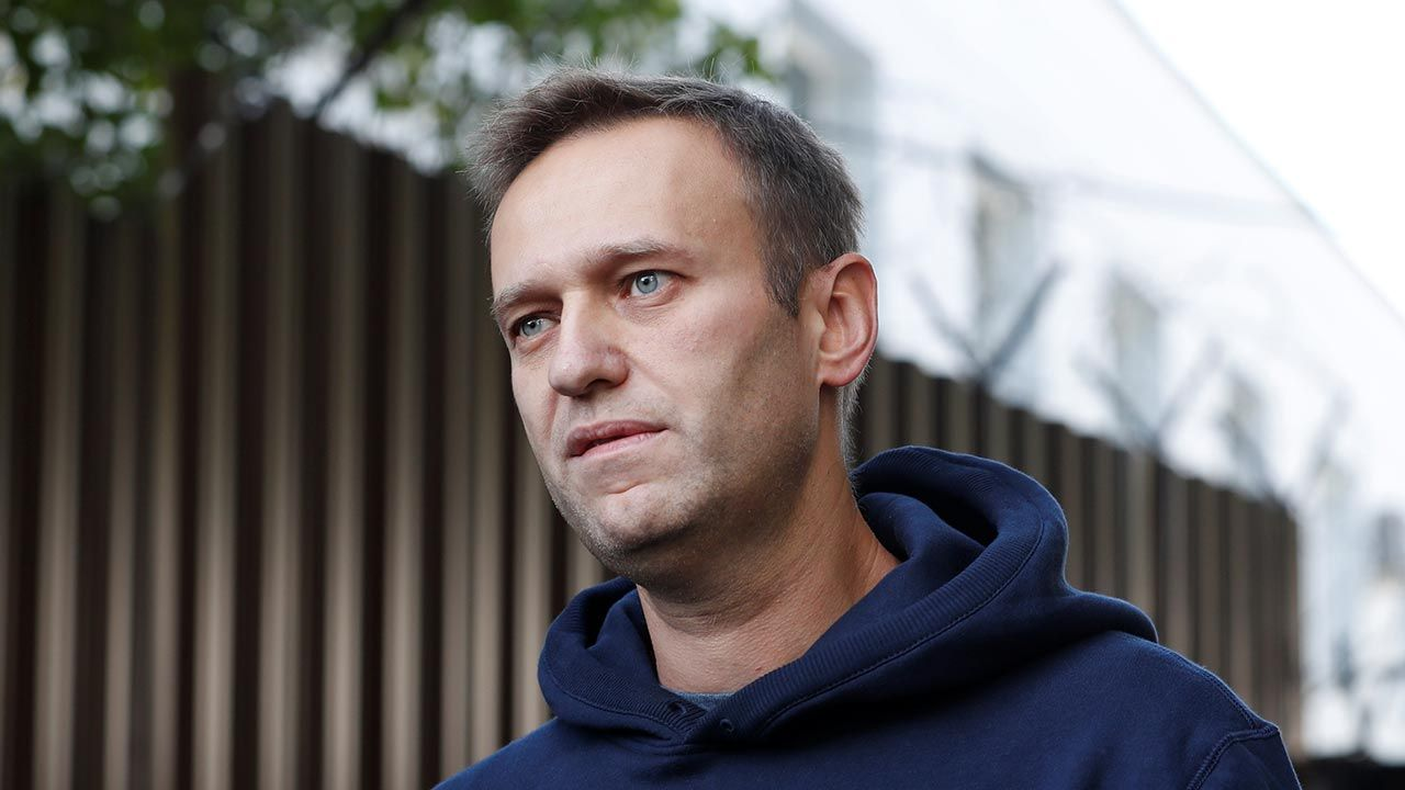 Aleksiej Nawalny (fot. REUTERS/Evgenia Novozhenina)