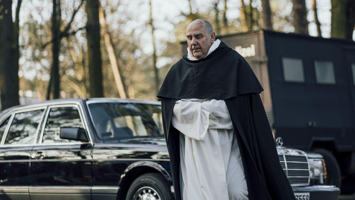 Do negocjacji włączony został ojciec Bocheński, znany szwajcarskim władzom jako były rektor Uniwersytetu we Fryburgu (fot. Stanisław Loba)