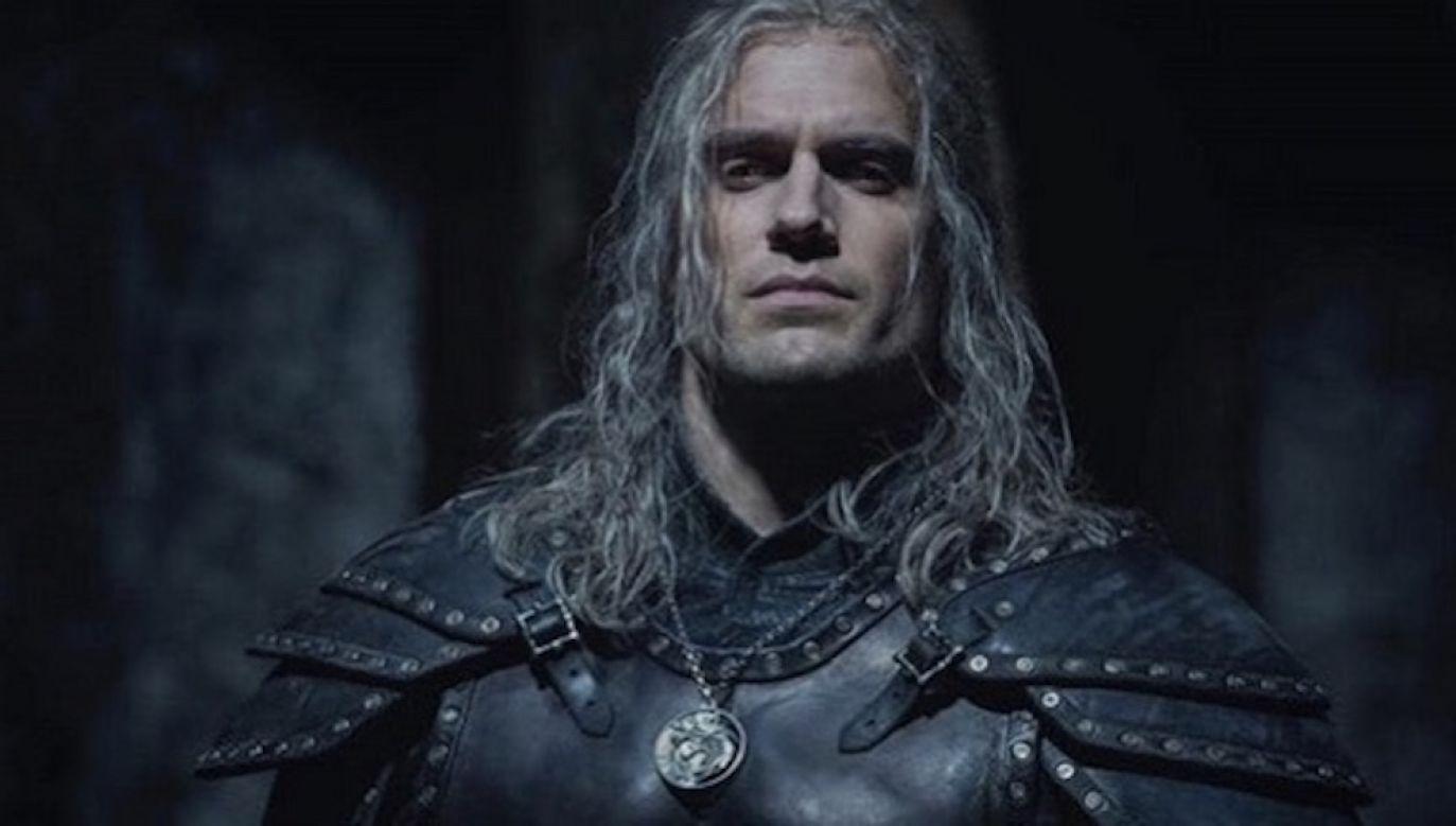 Producentka serialu zamierza dopracować postać Geralta (fot. Netflix)