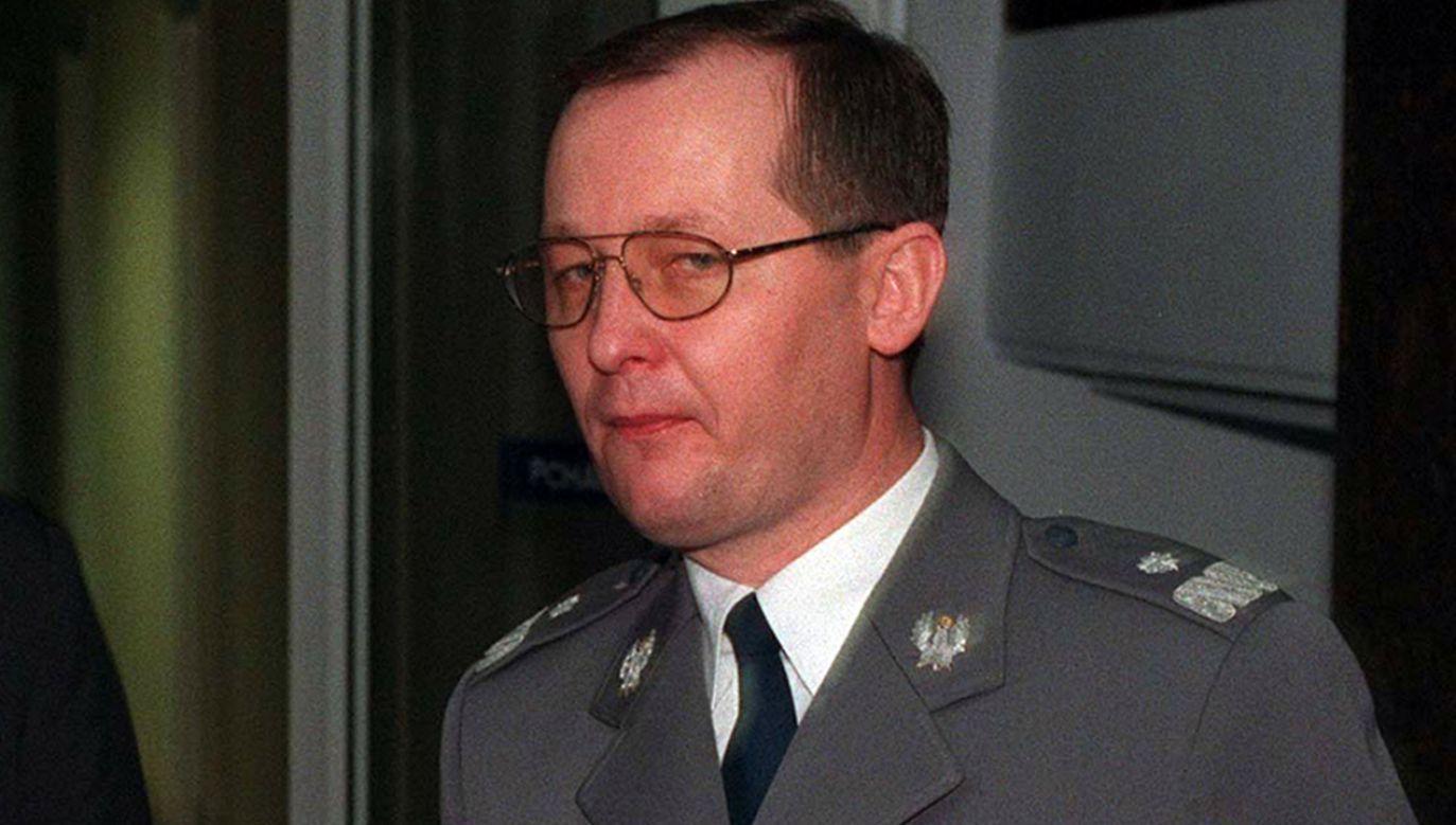 Gen. Marek Papała (fot. arch. PAP/Radek Pietruszka)