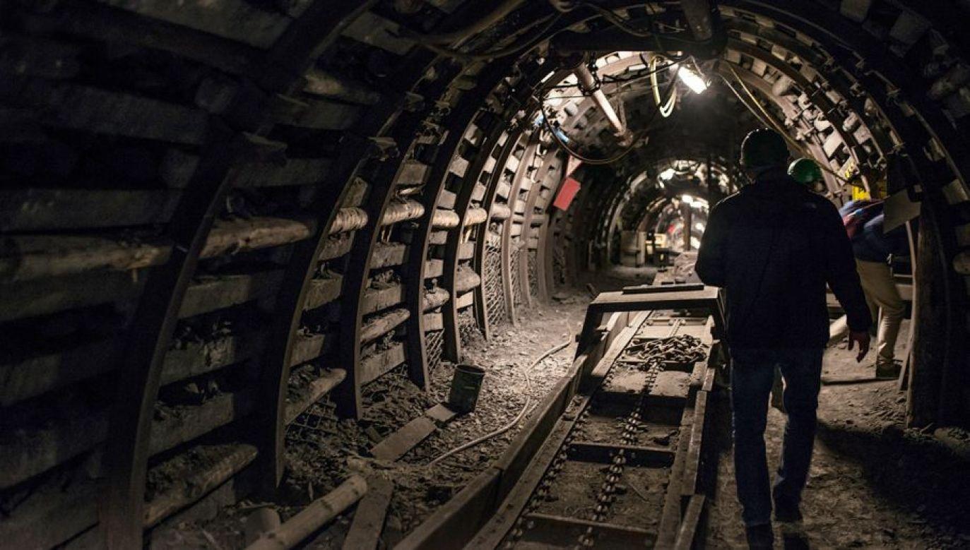 Na terenie Kopalni Bielszowice poszkodowany został jeden z pracowników (fot. Shutterstock/Daniel Jedzura, zdjęcie ilustracyjne)