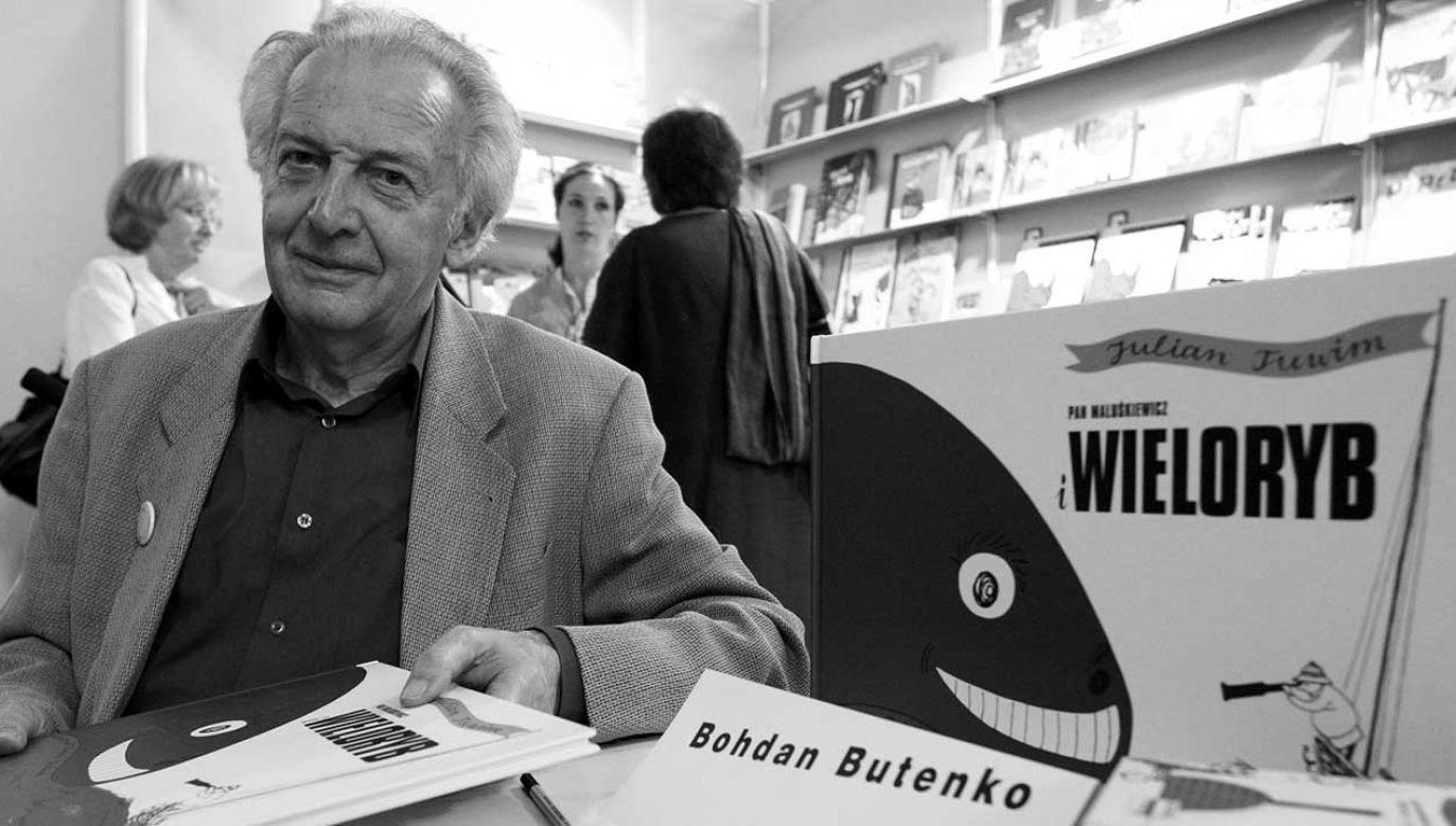 Artysta przez blisko 20 lat współpracował z TVP (fot. arch. PAP/Grzegorz Jakubowski)
