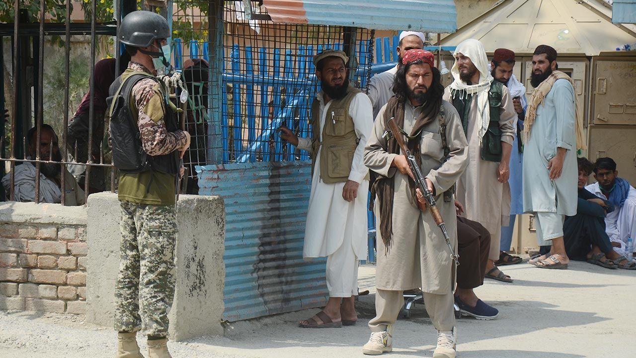 Zabito lokalnego dowódcę Państwa Islamskiego w Pakistanie (fot. Hussain Ali/Pacific Press/LightRocket via Getty Images)