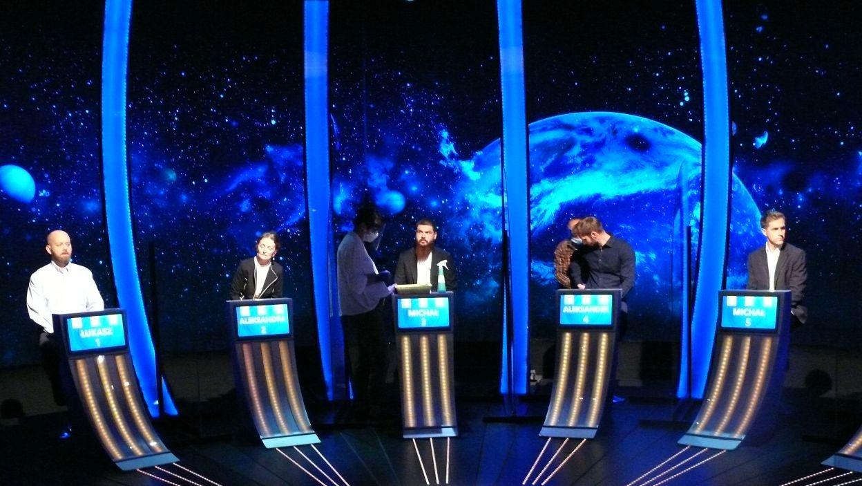 Stanowiska gry do 5 odcinka 123 edycji zostały wylosowane i zajęte przez uczestników