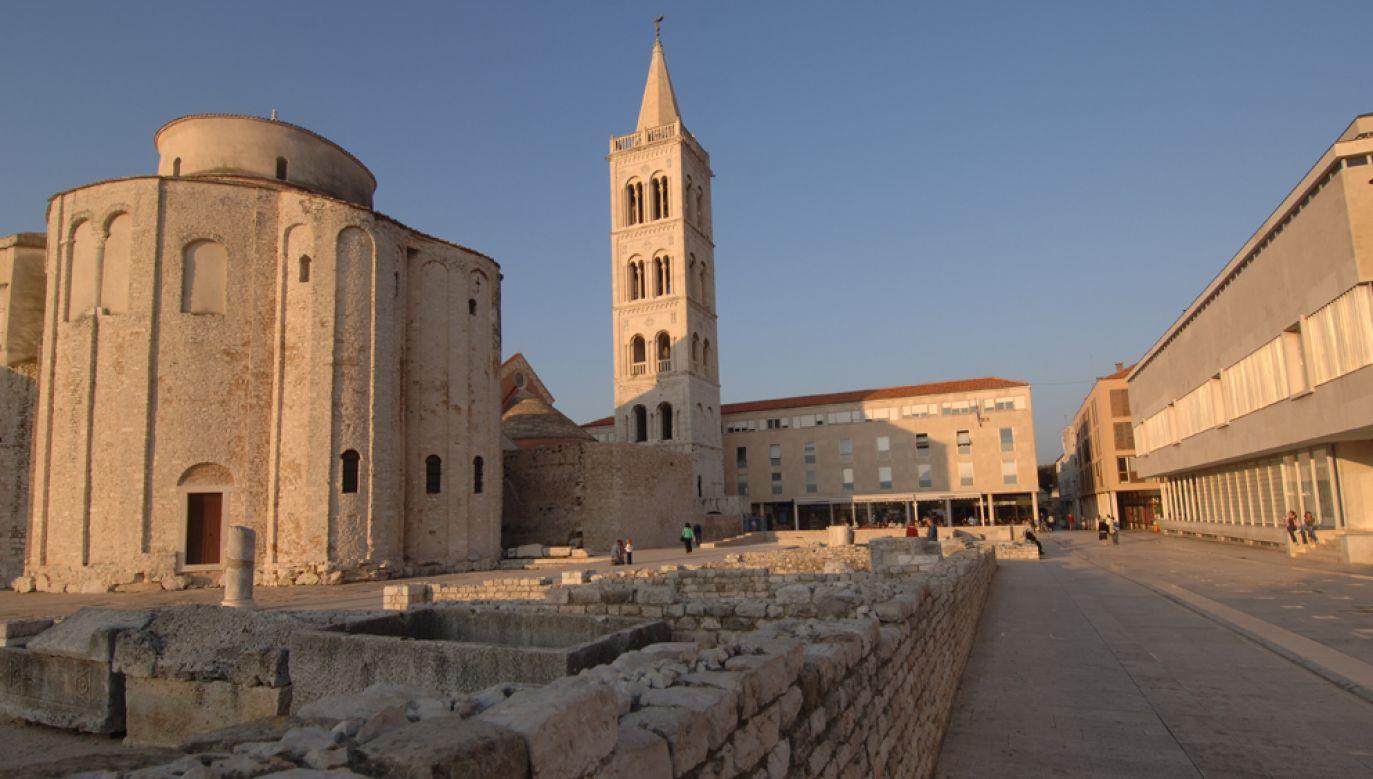 Zadar to centrum gospodarcze oraz kulturalne północnej Dalmacji i jednocześnie piąte co do wielkości miasto kraju (fot. DEA / G. SOSIO/De Agostini/Getty Images)